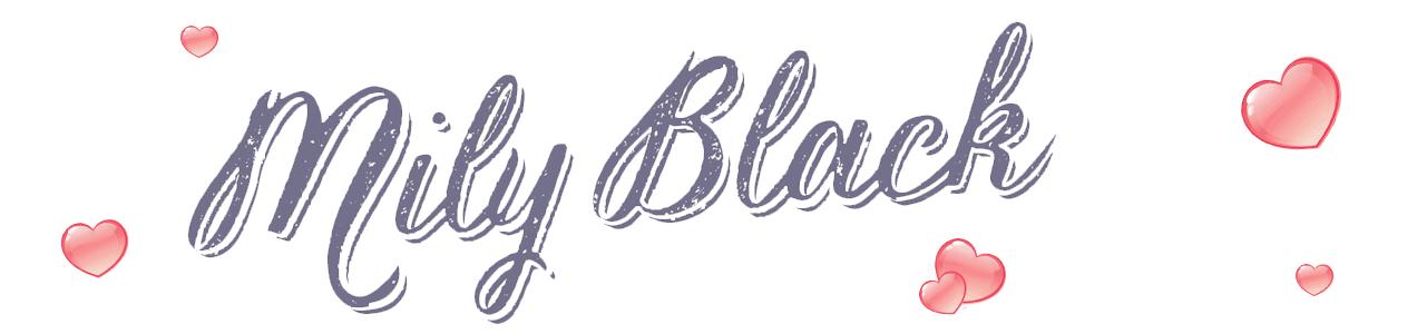 Mily Black - auteure