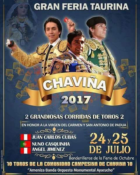 CHAVIÑA 2017
