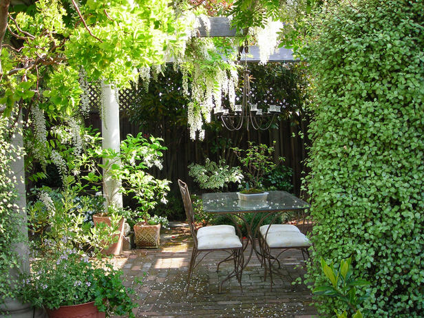 Home Sweet Home: Relaxing Outdoor Space