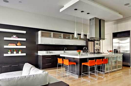 kitchen set modern