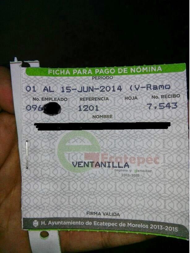Imagen de Polic�as de Ecatepec reci�n egresados exigen su sueldo de m�s de tres meses