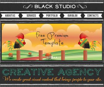 Free-Clean-Portfolio-Multi-Purpose-Black-Studio-HTML-Themes