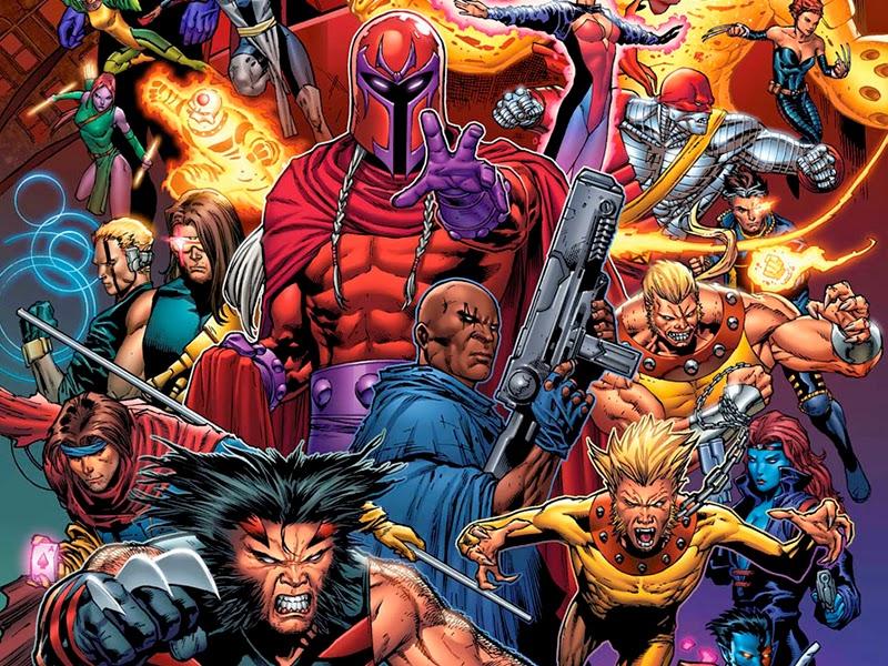Fox estudia convertir la saga 'X-men' en serie de televisión