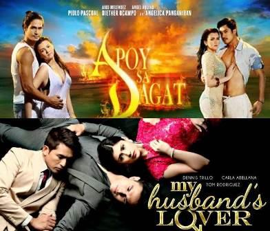 National TV Ratings (June 10-12): Apoy Sa Dagat Beats My Husband's Lover