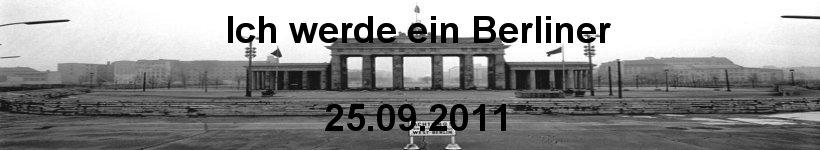 Ich werde ein Berliner