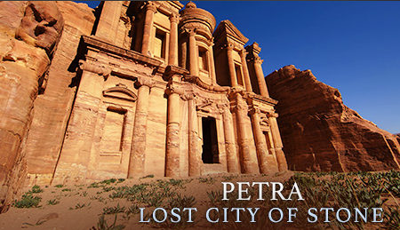 The Secrets of Petra: Lost City of Stone