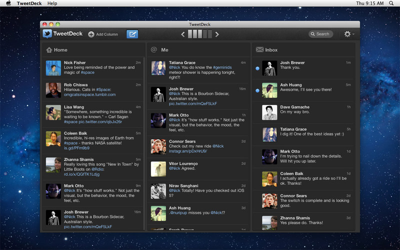 tweetdeck for mac free update
