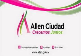 ESPACIO PUBLICITARIO MUNICIPALIDAD DE ALLEN
