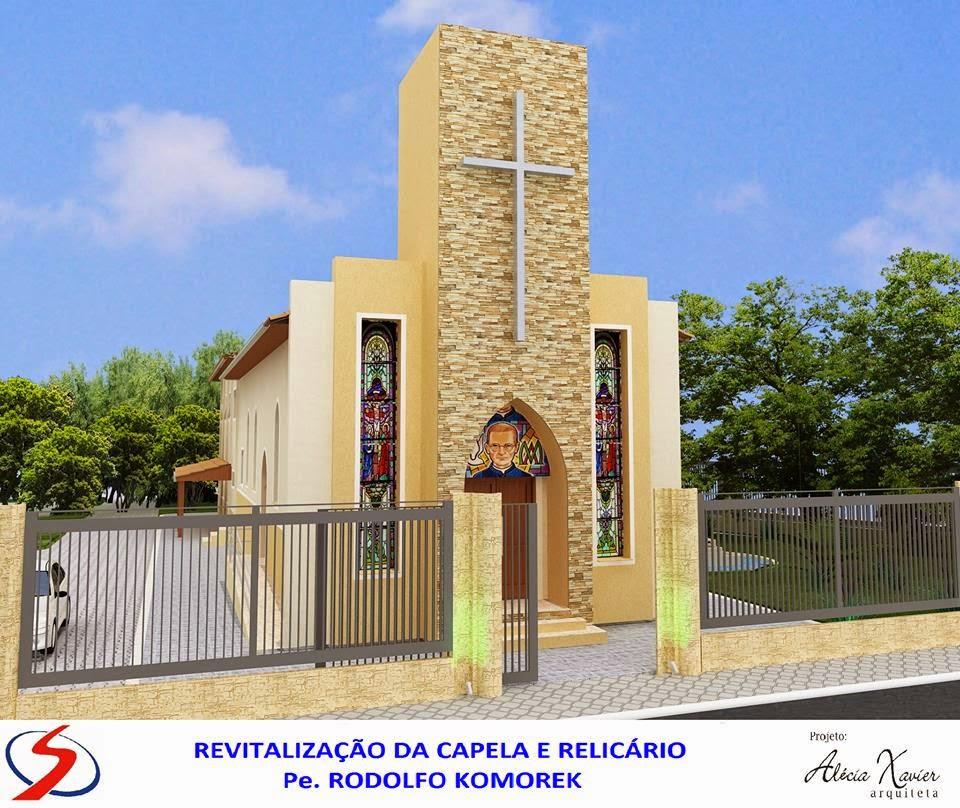 Reforma da Capela Relicário