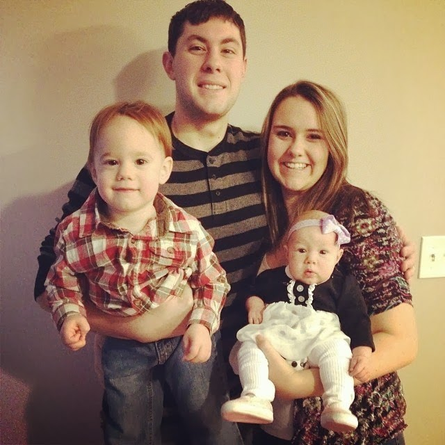O'Brien Family, 2014