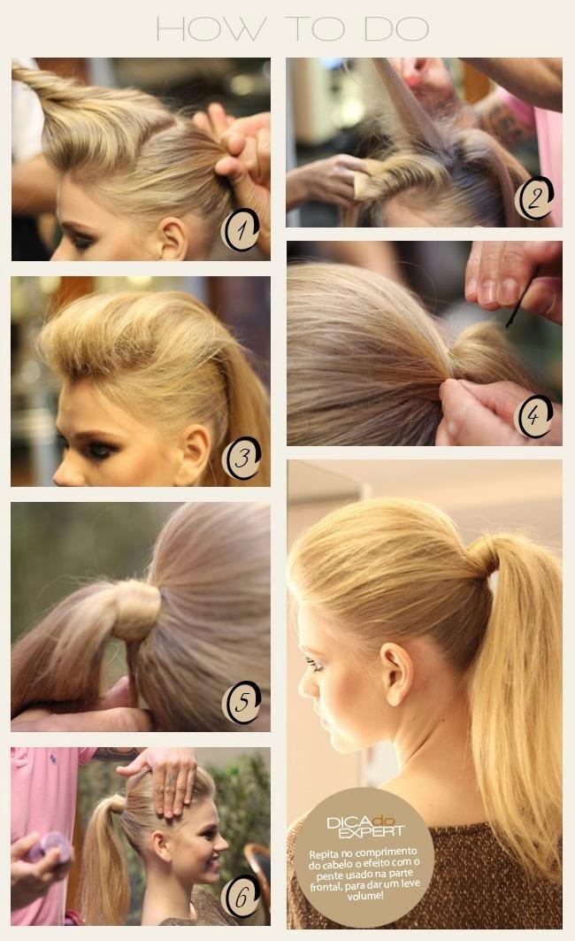 belle coiffure cheveux long