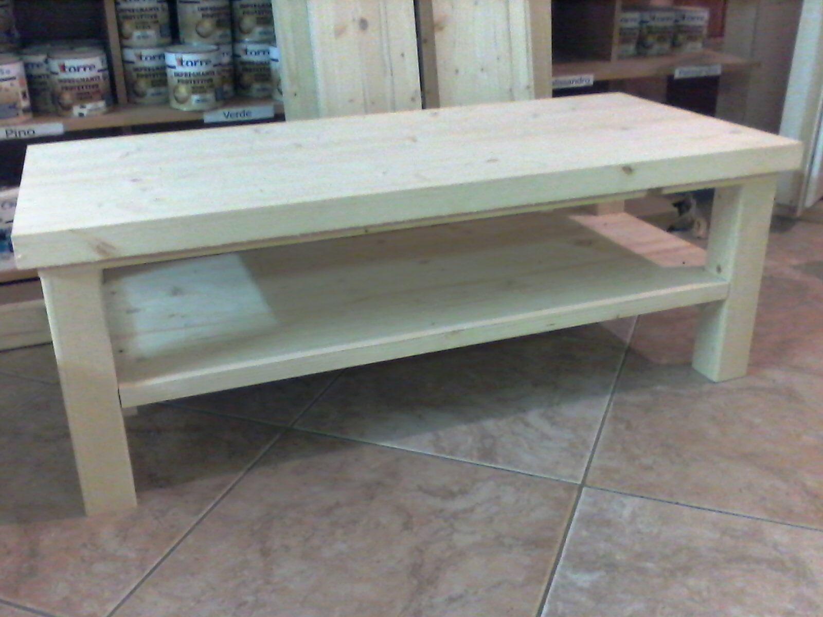 Tavoli Da Salotto Fai Da Te : Fai da te hobby legno