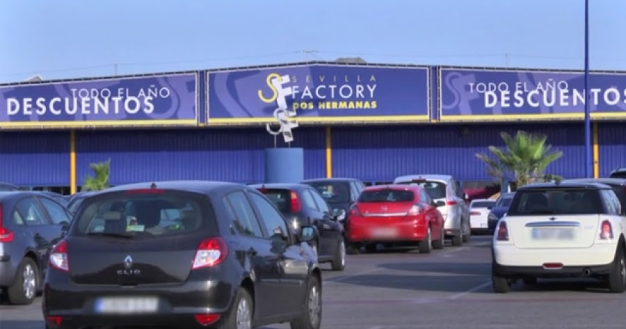 Alcalamegusta centro sevilla factory regala premios de 100 en compras - Factory de dos hermanas sevilla ...