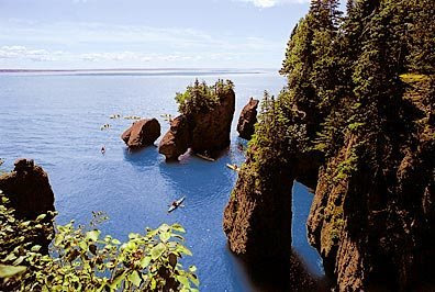 Bay of Fundy, canada, teluk fundy