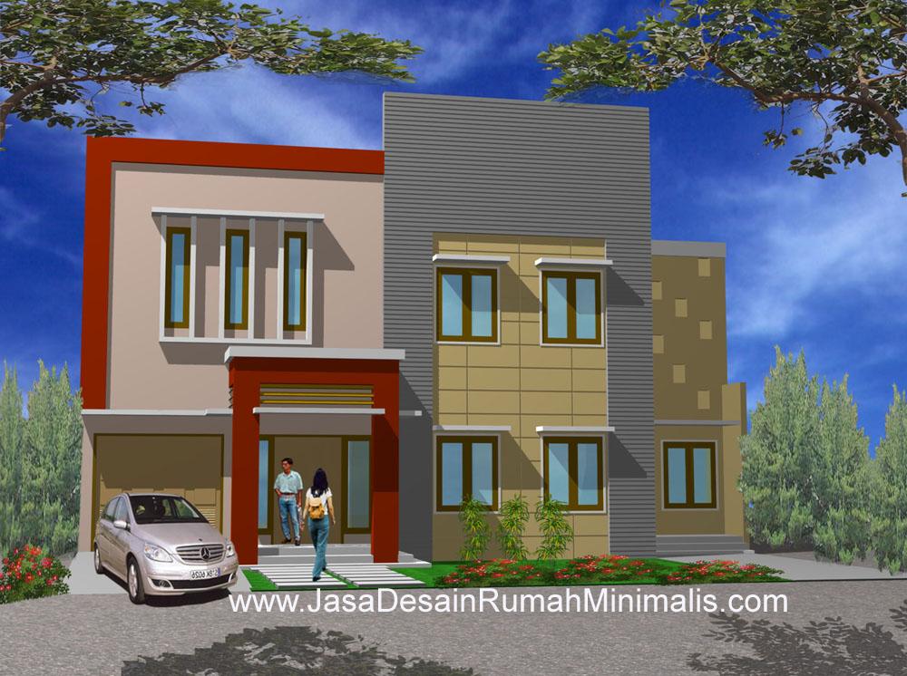 desain rumah minimalis 2 lantai desain rumah minimalis tropis 2 lantai