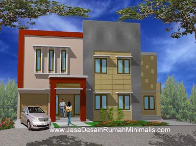 Desain Rumah Minimalis 2 Lantai Di Jakarta