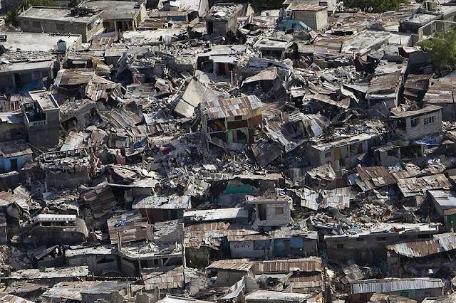 Gempa bumi di Haiti