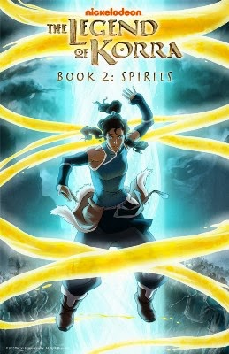 Download Avatar   A Lenda de Korra Livro 2: Espíritos