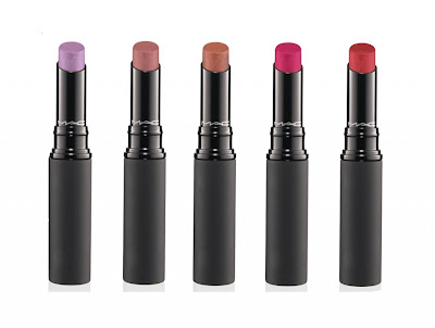 MAC Mattene Lipsticks