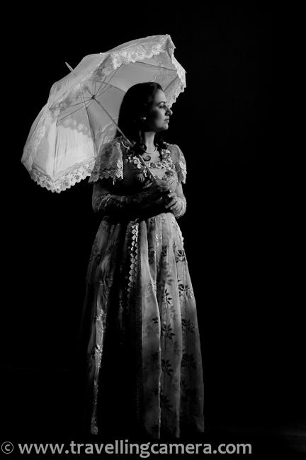 इक लड़की भीगी भागी सी, सोयी रातों में जागी सी...मिली इक अजनबी से, कोई आगे ना पीछे. ये भी कहो, कोई बात है...This Photograph was shot during one of the theater plays at National School Drama, Delhi, INDIA. She is Rajni in 'Chekhov ki Kahaniyan' play, which is directed by famous Theater Director Mr. Ranjit Kapoor.