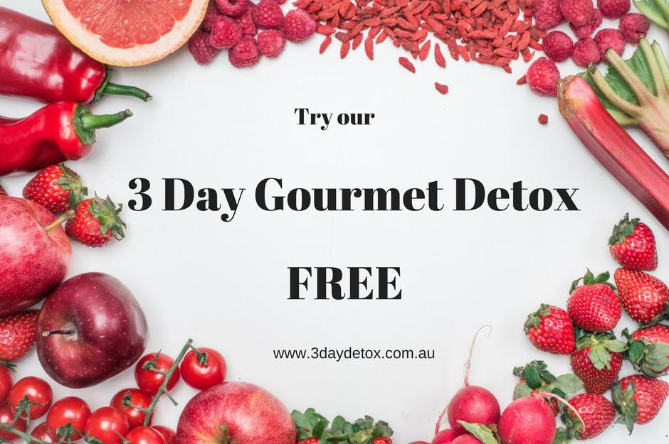 FREE Gourmet Detox