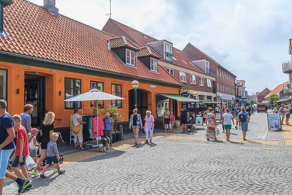 Amalie loves Denmark - Bummeln in Rønne auf Bornholm