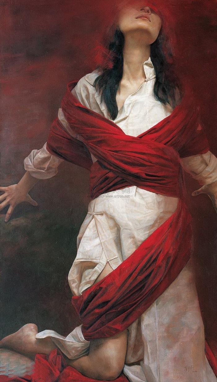 Liu Yuanshou 劉元壽 1967 | Chinese Realist painter