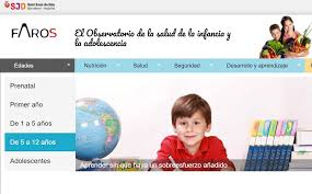 El Observatorio de la salud de la infancia y la adolescencia