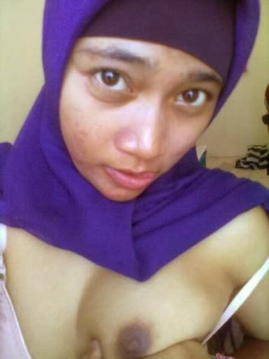 Gambar Bogel Jilbab ABG Jerawatan   Melayu Boleh.Com