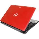 Fujitsu LifeBook MH330 - Red