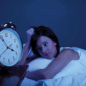 Insomnia, sudah tidur