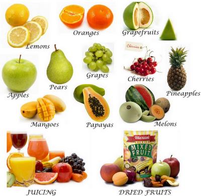 alimentos dieta detox