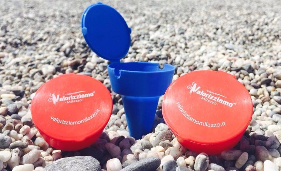 No alle cicche in spiaggia iniziativa di valorizziamo ci - Non solo bagno milazzo ...