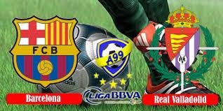 Hasil Pertandingan Barcelona Vs Valladolid 20 Mei 2013