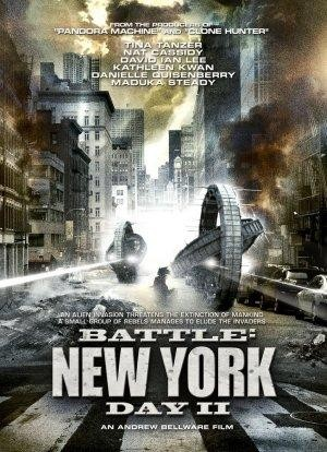 Caratula de Battle: New York, Day 2