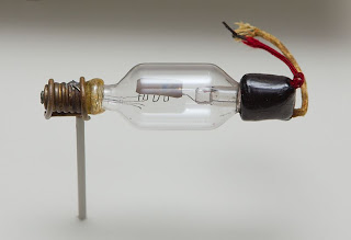 The Audion Triode Vacuum Tube