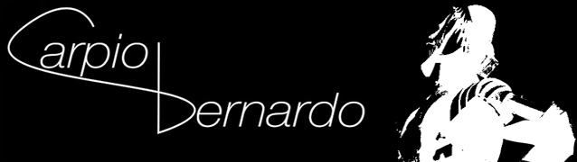 CARPIO BERNARDO, es para vivirlo