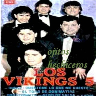 vikings 5 ojitos hechiceros