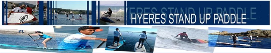 HYERES STAND UP PADDLE