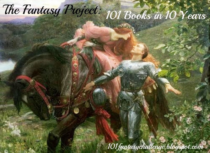 The Fantasy Project: 101 Books in 10 Years