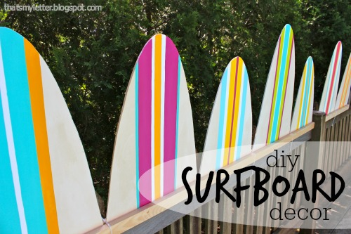 That 39 s my letter s is for surfboard decor for Surf decoration