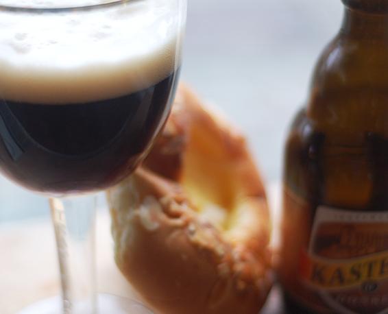 Бельгийское пиво Kasteel Donker