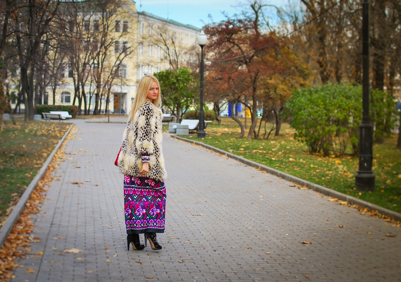 fashion blog, Irina Pavlova, la moda,осенний лук,модные луки