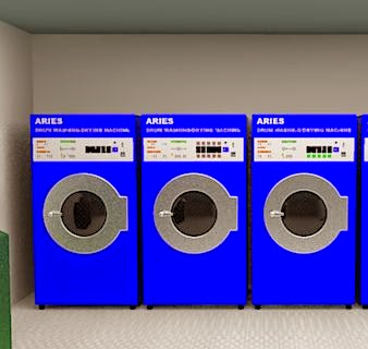 Juegos de escape Coin Laundry