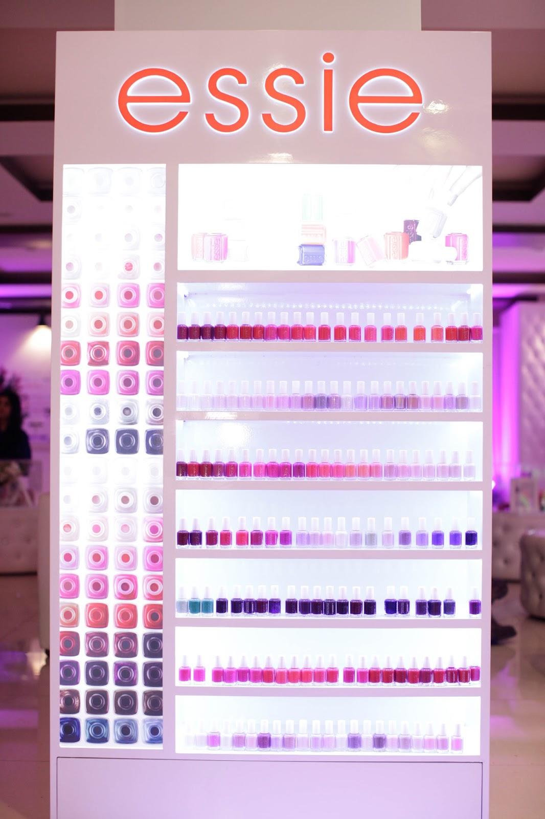 Essie Nail Color Obsession hits Karachi - RedAliceRao