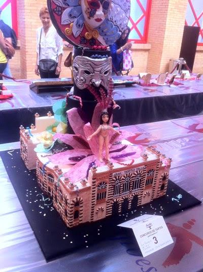 concurso tarta sevilla dulce 2014