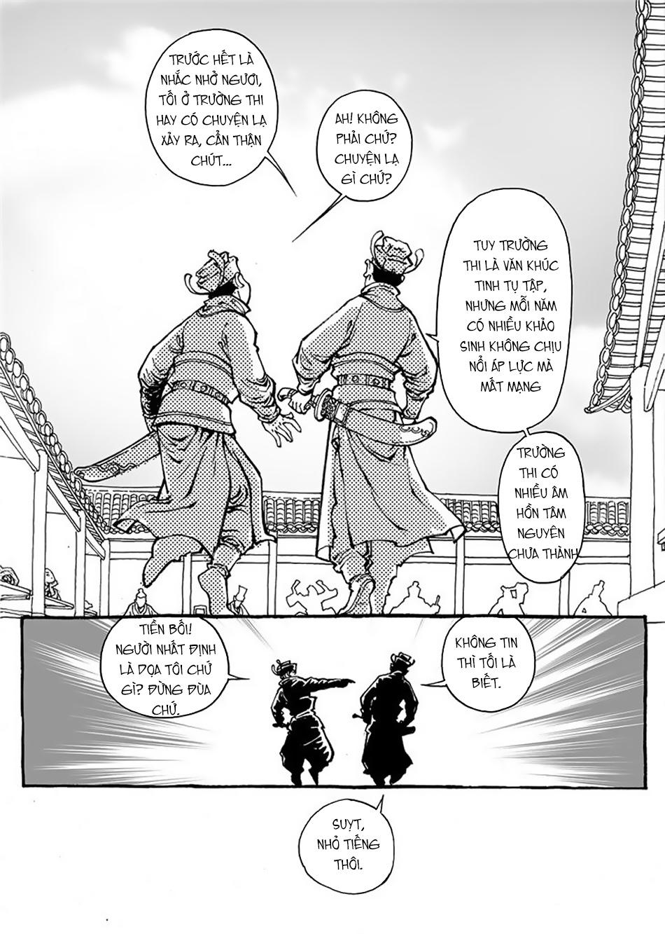 Chung Quỳ Truyền Kỳ Chapter 49 - Hamtruyen.vn