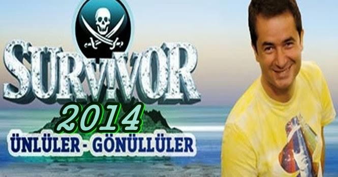 Survivor 2014 Ünlüler Gönüllüler 2.Bölüm Tek Parça izle (03.03.2014 Pazartesi)