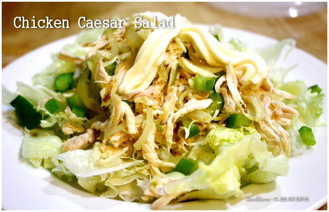Рецепт салата цезарь с сухариками и пекинской капустой рецепт