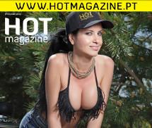 Gatas QB - Inês Morais Hot Magazine Maio 2013
